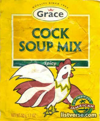 Cocksoup
