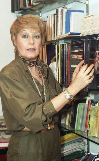 Falleció en Madrid la actriz argentina Analía Gadé a los 87 años