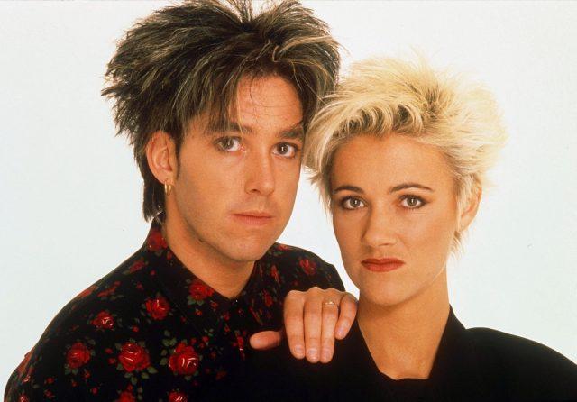 Marie era la mitad del dúo pop de los 80, Roxette, con la compañera de banda Per Gessle.