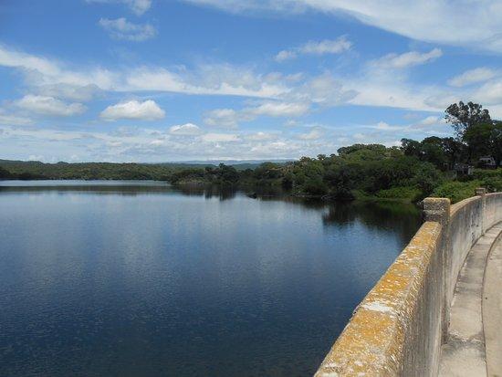 Información sobre el estado actual de los diques de Catamarca