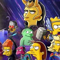 """Estrena """"El Bueno, el Bart y el Loki"""", el corto de """"Los Simpson"""" inspirado en Marvel"""