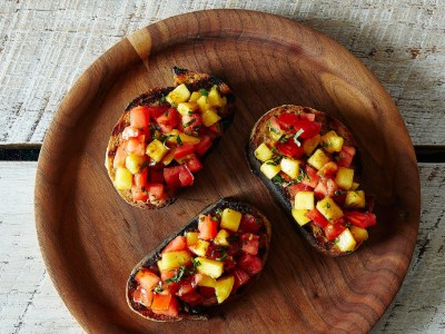 How to Make Bruschetta Without a Recipe from food52​