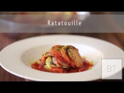 Byron Talbott does Ratatouille just like Remy
