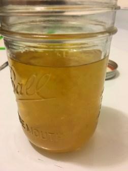 21g BHO in ethanol