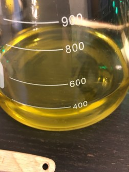 WINTERIZING & POLISHING BHO EXTRACTS USING ETHANOL