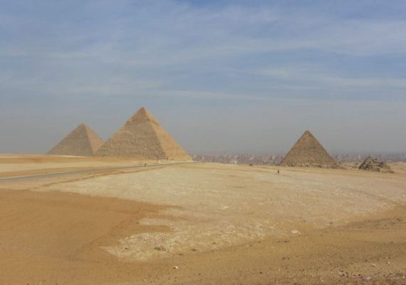 Tagesausflug nach Kairo ab Hurghada mit Bus
