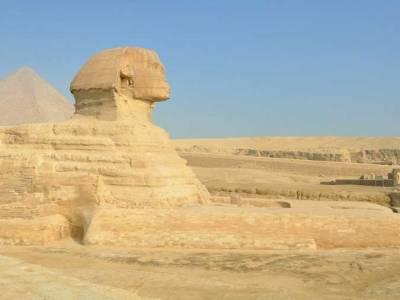 Tagesausflug von Safaga nach Kairo mit dem flug Sphinx