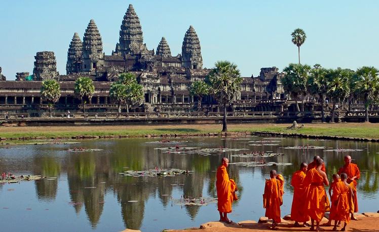 9. Angkor Wat, Cambodia