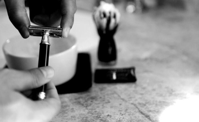 1. shaveology set