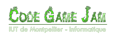Logo Code Game Jam - 3ème Edition