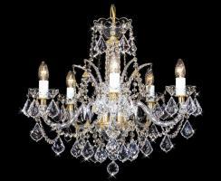 Kristall Kronleuchter   Crystal chandelier EX4085 05 9HK ...
