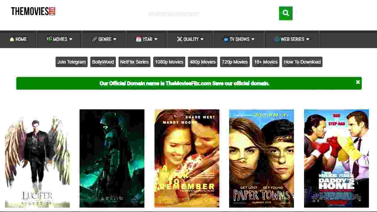 Moviesflix com | Moviesflix In | Movies Flix | Movieflix 300mb moviez | 1080p, 720p, 480p, Movies | full hd movie download website