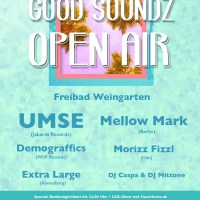 Good Soundz Open Air 2016