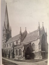 Christ Church, Ealing Broadway, dated around the 1930s.