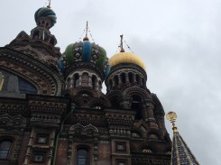 The famous onion domes.