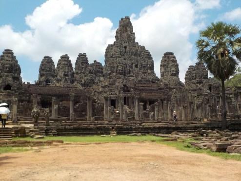 My favorite: Angkor Thom.