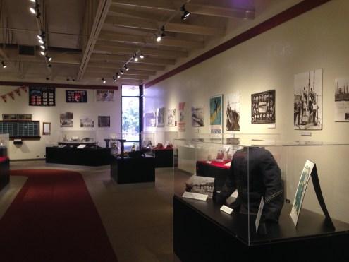 Inside the USS Bowfin museum.