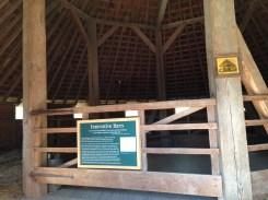 The innovative Octagon Barn.