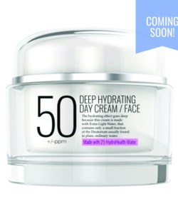 Beauty Products Deuterium Depleted Water DDW 25 Hydro Health, face creams, beauty care