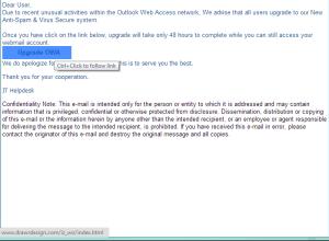 OutlookWebAccessScam