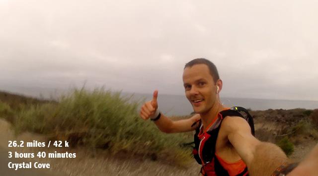 Ultra Running 100 miles