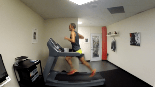 Lactate threshold test at trio lab, floris gierman, extramilest