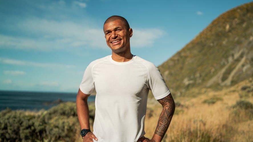 Ben Edusei MAF training, runner and coach in New Zealand