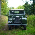 Land Rover Series One, 1956