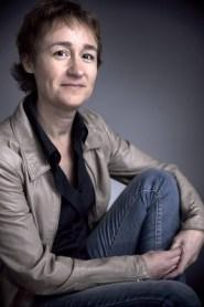 """Nathalie Stragier, auteure du roman """"Ne ramenez jamais une fille du futur chez vous"""""""