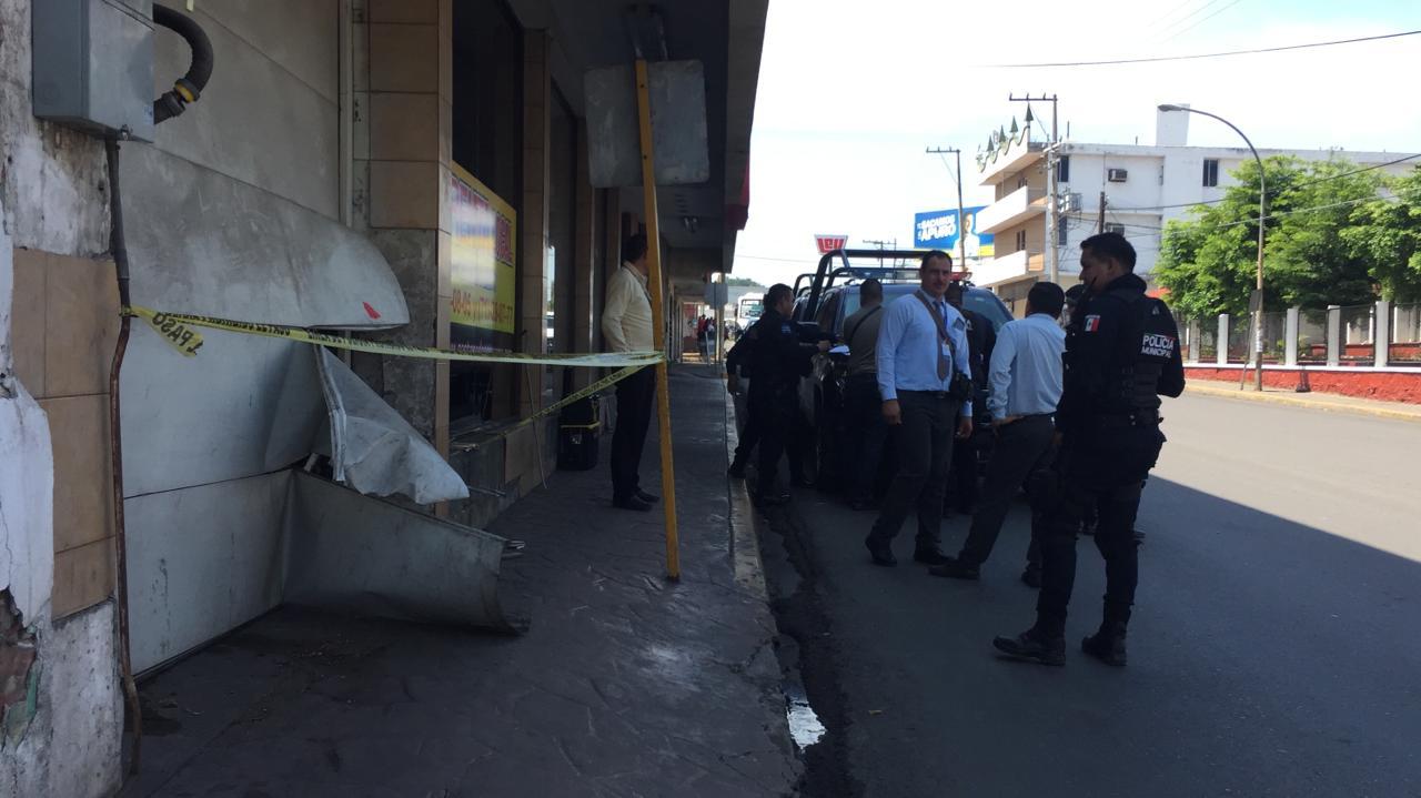 Con la cabeza destrozada a golpes encuentran a un hombre muerto en una bodega, en el sector Centro