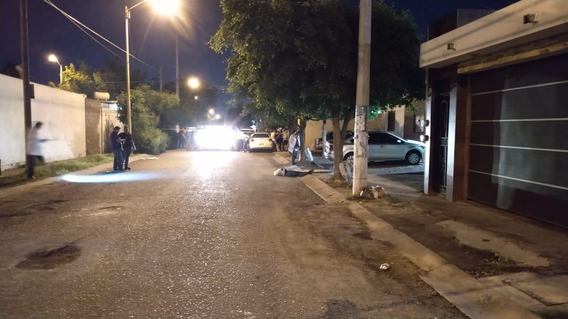 Asesinan a un hombre cuando caminaba por las calles del sector Santa Fe