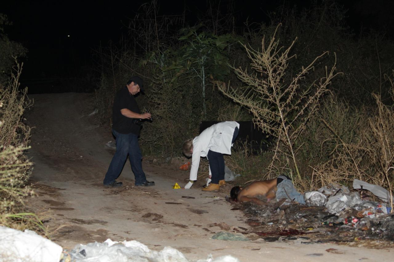 Con un balazo en la cabeza encuentran el cuerpo de un hombre en Zona Dorada
