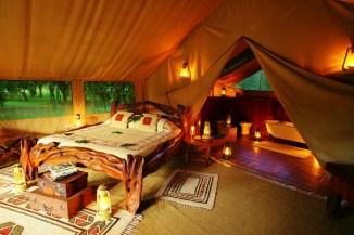 Tent at Il Moran Masai Mara