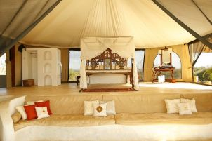 Bedroom at Sasaab