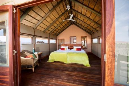 Room at Kulala Desert Lodge
