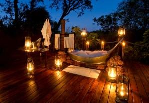 Baines Camp Star Bath