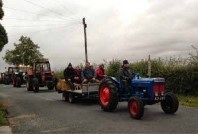 Pendle Tractor