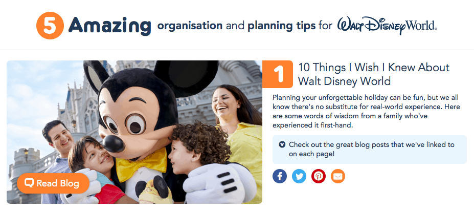 My Weekly Round Up, Exams and Extraordinary Chos being featured on the Disney Website