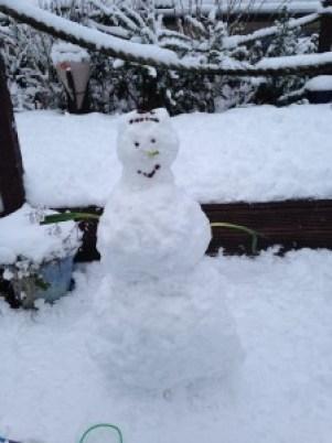 Happy Days, Snow
