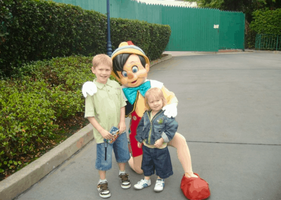 My Captured Moment, Disney 2008 www.extraordinarychaos.com