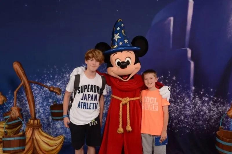 What Do Older Children Love About Disney