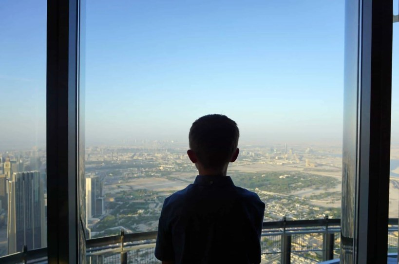 5 Things To Do With Kids In Dubai