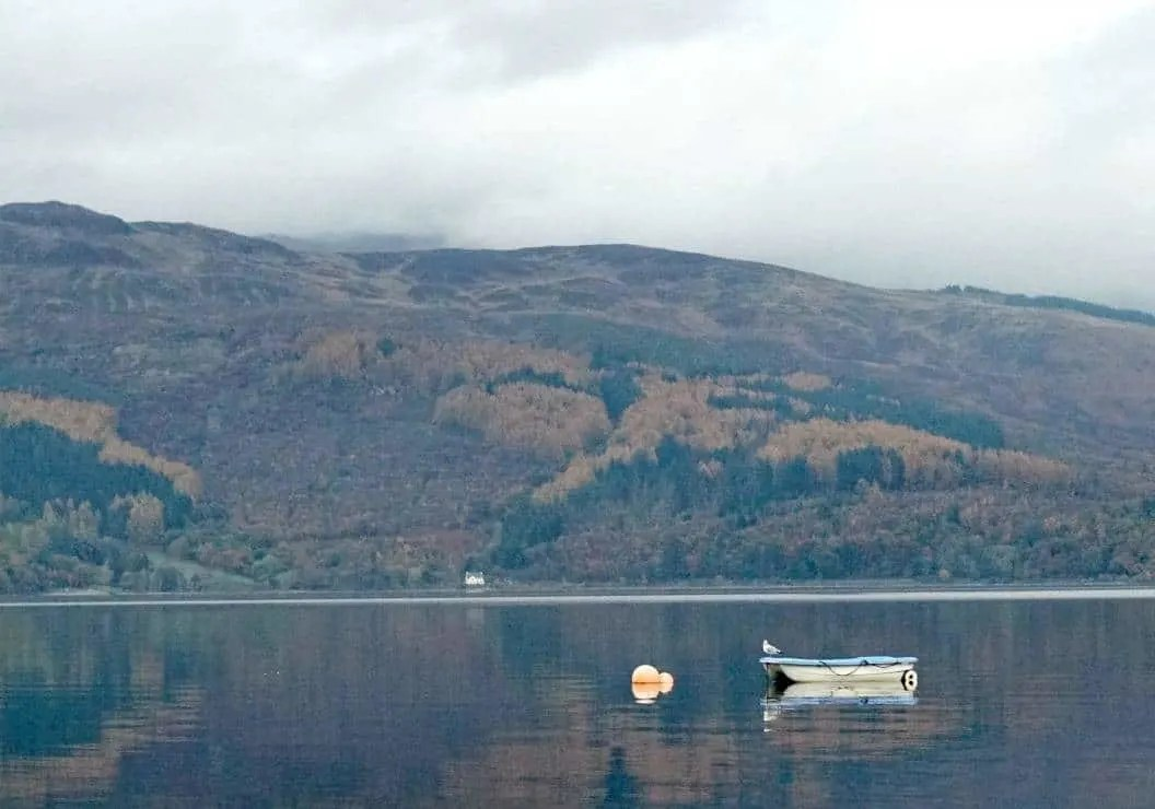 A Walk In The Village Of Luss, My Sunday Photo