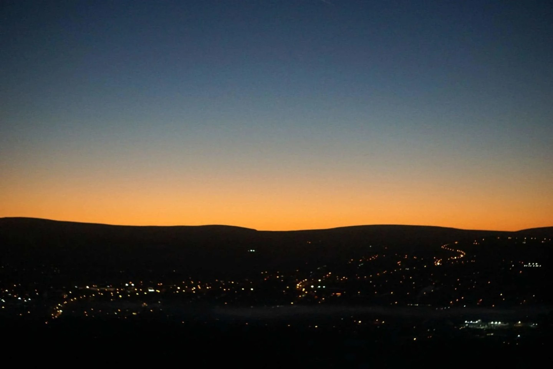 An Early Sunrise, My Sunday Photo