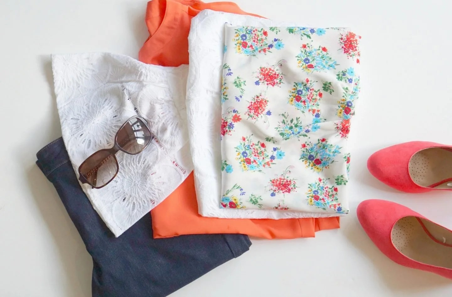 Summer Style And Thinking Bright