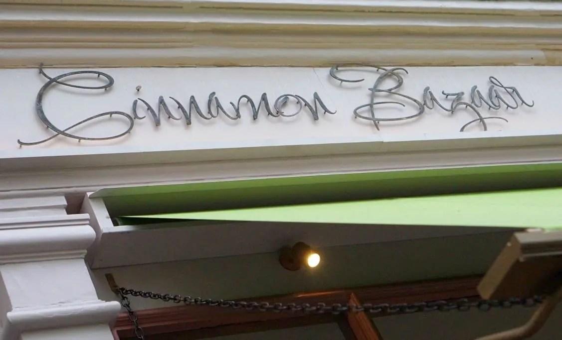 Afternoon Tea At Cinnamon Bazaar Covent Garden, www.extraordinarychaos.com