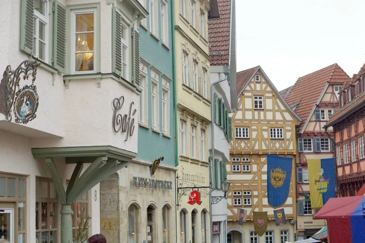 Esslingen Germany  , a Chocolate box Fairy-Tale Location www.extraordinarychaos.com