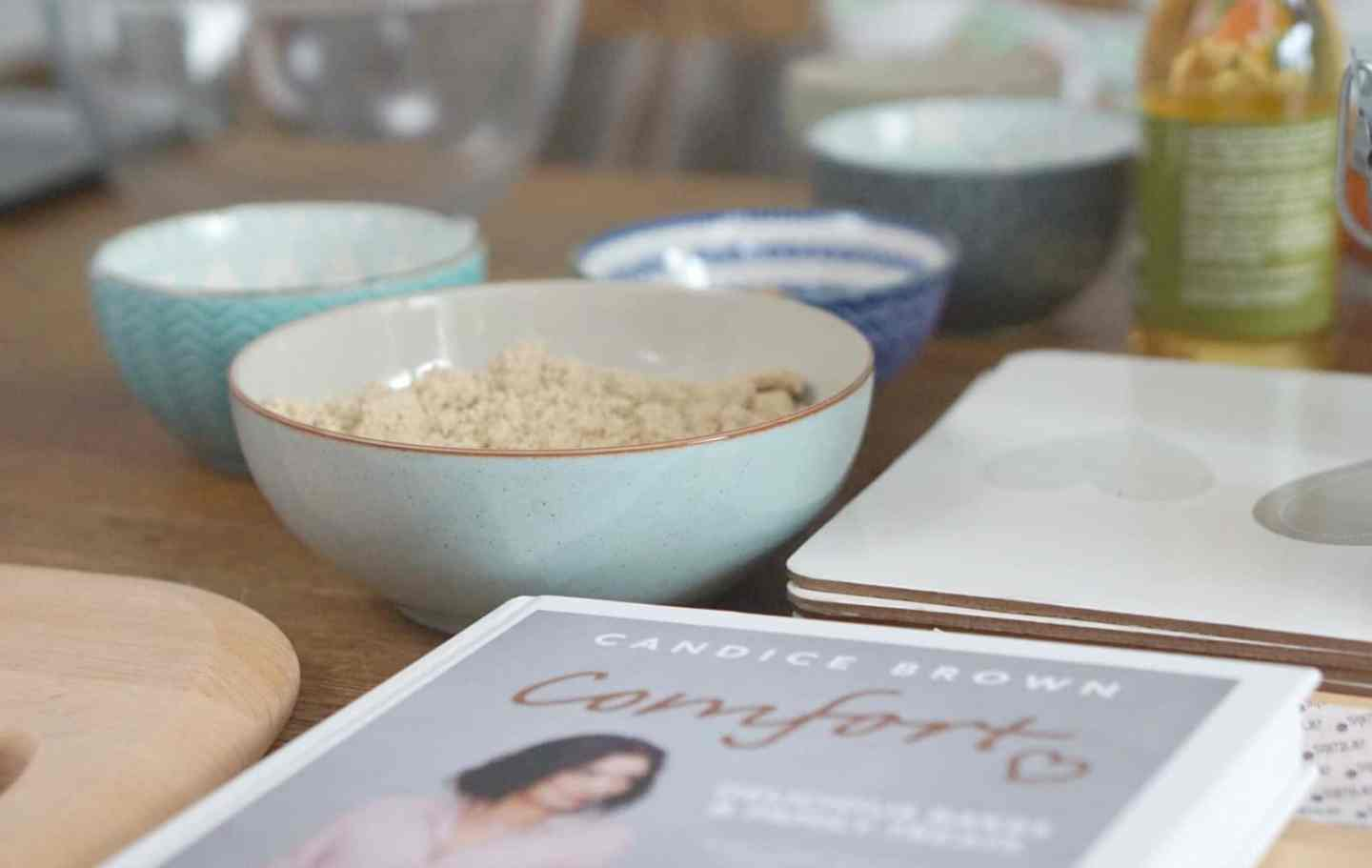 Cooking with Candice Brown www.extraordinarychaos.com