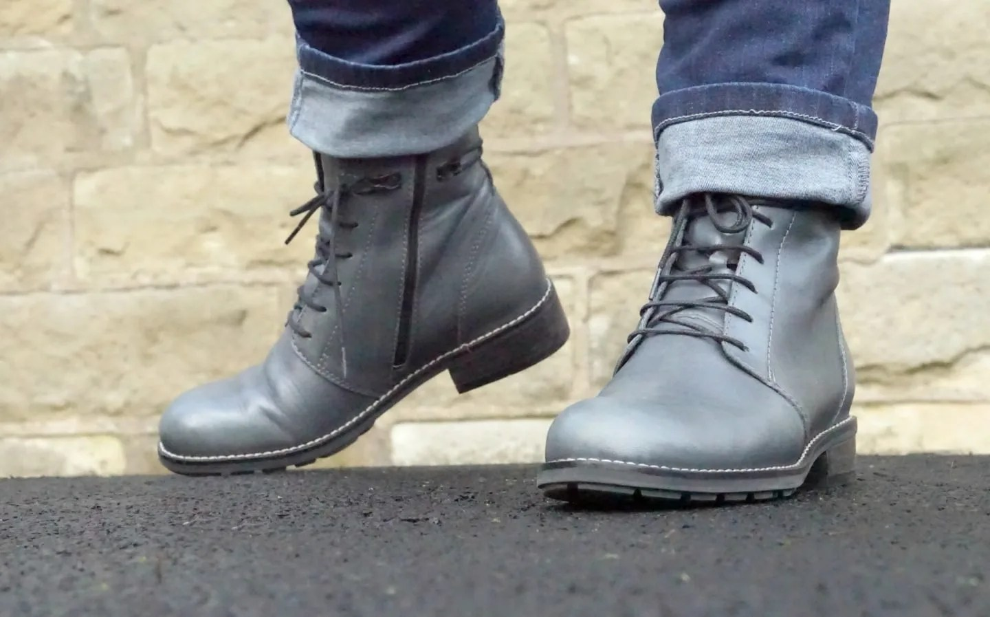 Wolky Boots comfortable boots for city trips