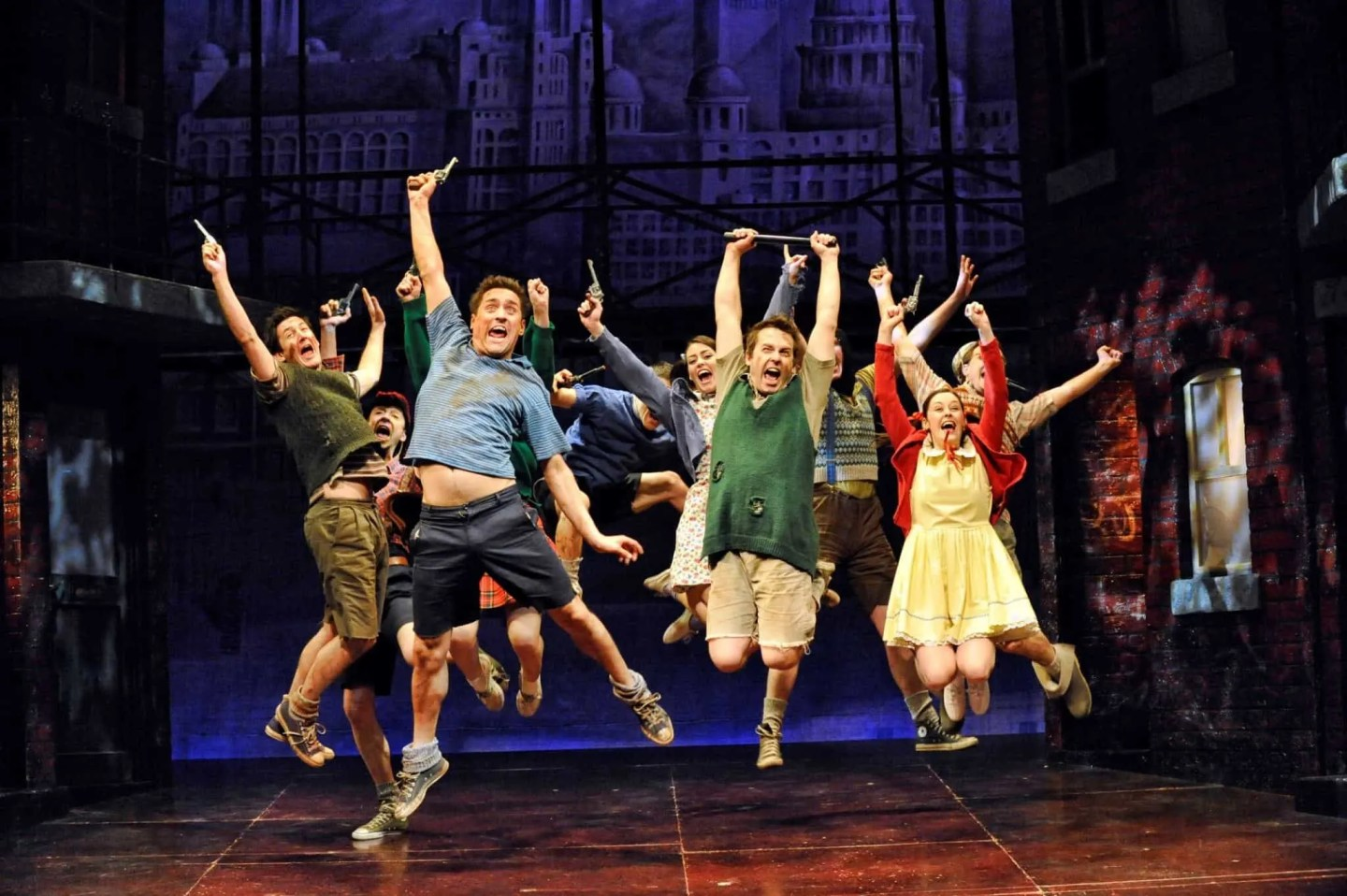 Blood Brothers -Review